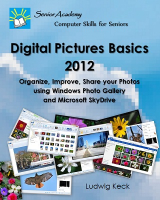 book Digital Pictures Basics 2012 cover illustration